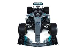Mercedes AMG F1 W08 livery