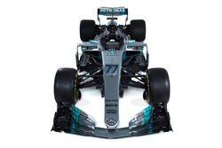Mercedes AMG F1 W08 renk düzeni