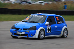 #14 Refik Bozkurt, Renault Clio Sport