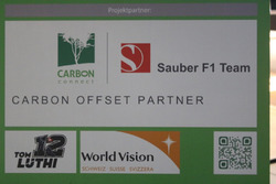 Carbon Connect-Sauber F1 Team Präsentation
