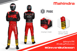 Mahindra suit contest