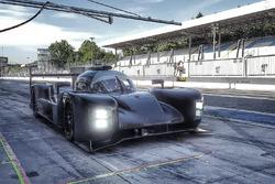 SMP Racing Monza testi