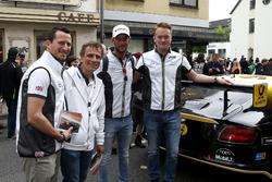 №38 Bentley Team Abt, Bentley Continental GT3: Кристер Йонс, Кристиан Мамеров, Джордан Ли Пеппер, Кристофер Брюк