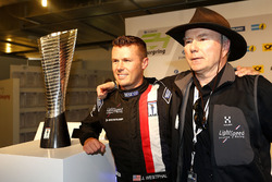 Cameron Glickenhaus with #704 Traum Motorsport, SCG SCG003C: Jeff Westphal