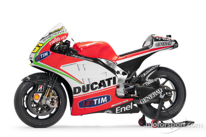 Ducati Desmosedici 2012