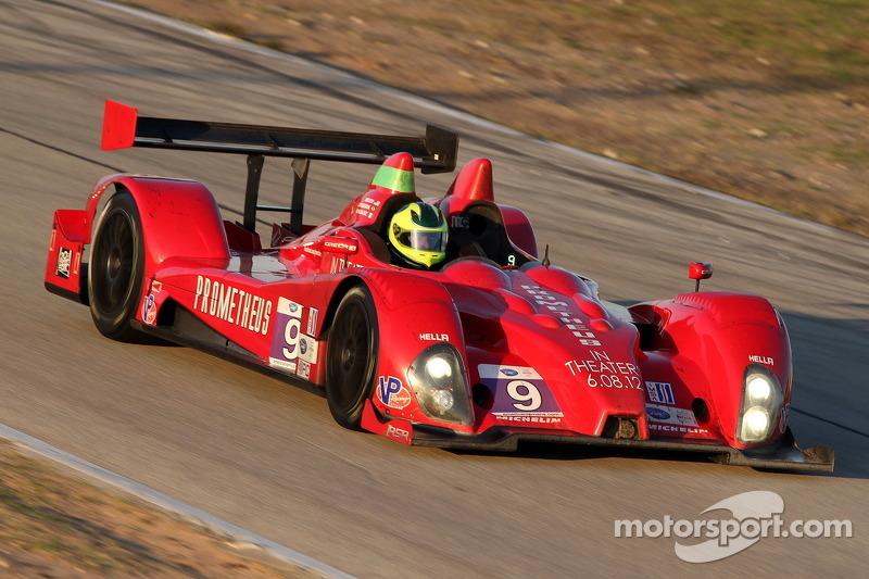 #9 RSR Racing Oreca FLM09: Bruno Junqueira, Tomy Drissi, Roberto Gonzalez