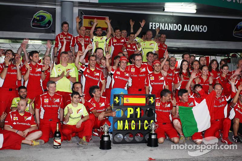 28- GP de Malasia de 2012, Sepang