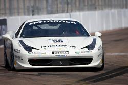 #56 Ferrari of Ft Lauderdale 458CS: Jose Valera