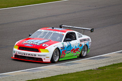 #15 Rick Ware Racing Ford Mustang: Chris Cook, Jeffrey Earnhardt
