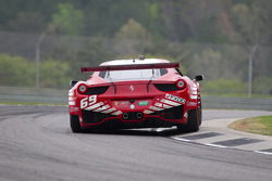 #69 AIM Autosport Team FXDD Racing Ferrari 458: Emil Assentato, Jeff Segal