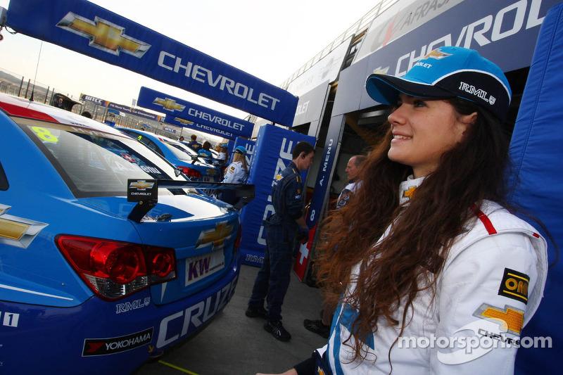 Chevrolet girl