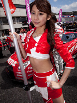 Nismo Nissan race queen