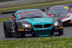 #17 BMW Team Vita4one BMW Z4 GT3: Nicolaus Mayr-Melnhof, Mathias Lauda