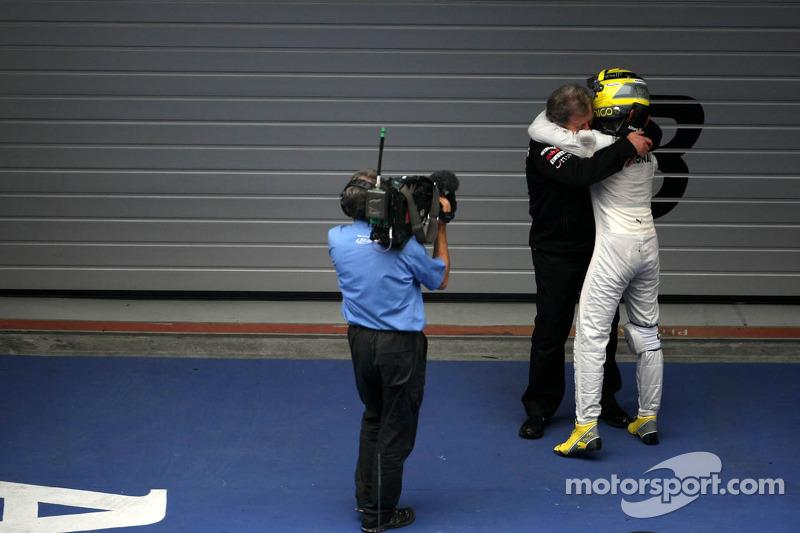 2012: Y al fin la primera victoria