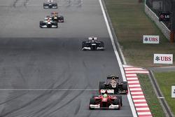 Felipe Massa, Ferrari voor Romain Grosjean, Lotus F1