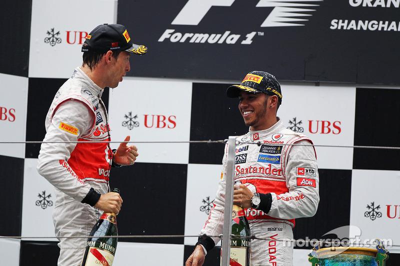 45-Gran Premio de China 2012 (3º), McLaren