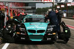 #18 BMW TEAM Vita4one BMW E89 Z4: Michael Bartels, Yelmer Buurman