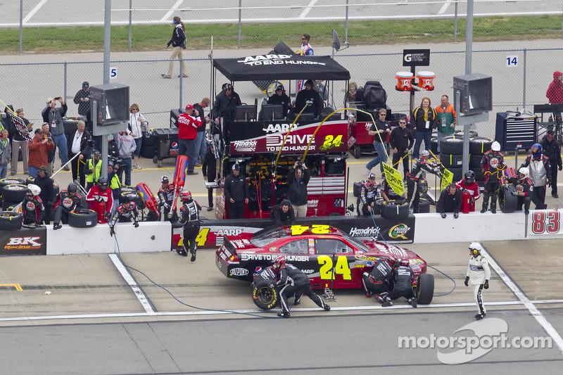 Jeff Gordon, Hendricks Motorsports Chevrolet