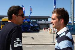 Mehdi Bennani, BMW 320 TC, Proteam Racing and Colin Turkington,