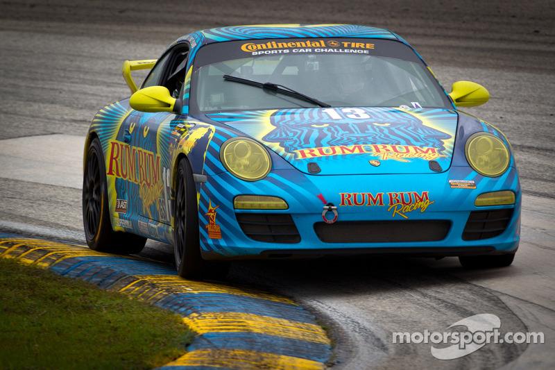 #13 Rum Bum Racing Porsche Carrera: Nick Longhi, Matt Plumb