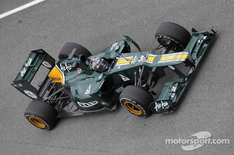Rodolfo Gonzalez, Caterham F1 Team