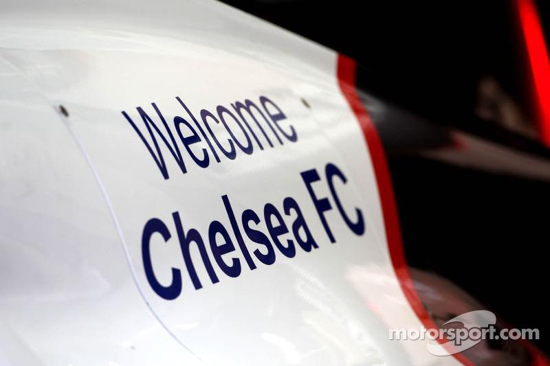 Sauber F1 Team, Chelsea FC