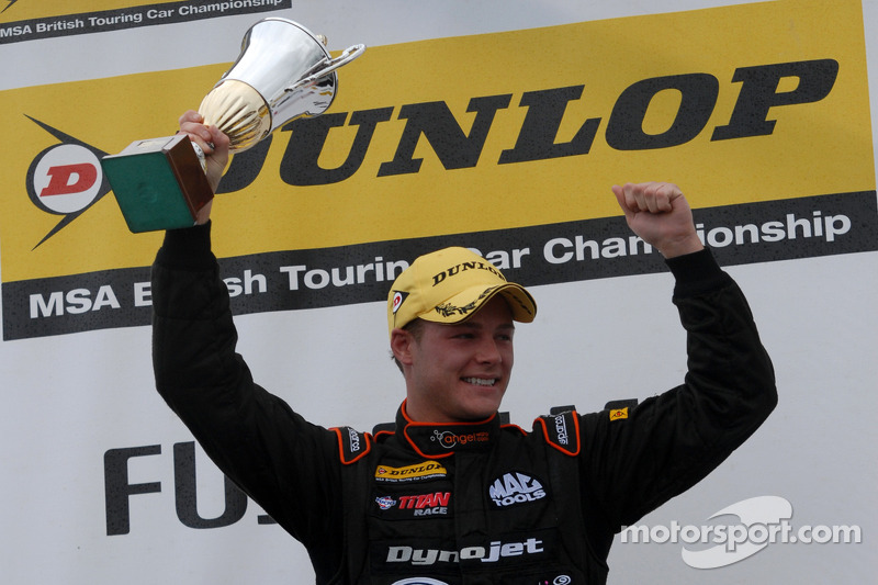 Round 9 3rd place Frank Wrathall, Dynojet
