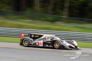 #12 Rebellion Racing Lola B12/60 Toyota: Nicolas Prost, Neel Jani, Nick Heidfeld