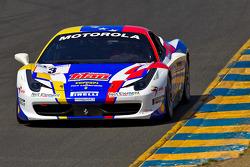 #3 Ferrari of Ft Lauderdale 458CS: Francesco Piovanetti