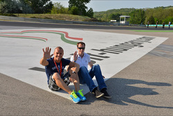 Pasquale di Sabatino, Chevrolet Cruze 1.6T, bamboo-engineering and Alex MacDowall, Chevrolet Cruze 1.6T, bamboo-engineering