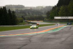 Out of Blanchimont, #57 Krohn Racing Ferrari 458 Italia: Tracy Krohn, Nic Jonsson, Michele Rugolo