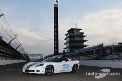 Corvette Indy 500 announcement
