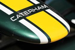 Caterham nosecone