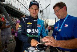 Rubens Barrichello, KV Racing Technology, Chevrolet