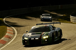 №28 Audi Sport Team Land-Motorsport, Audi R8 LMS: Кристофер Мис, Коннор де Филиппи, Кристофер Хаасе, Пьер Каффер