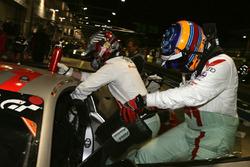 #18 Audi Sport Team Phoenix, Audi R8 LMS GT4: Rahel Frey, Patrick Huismann