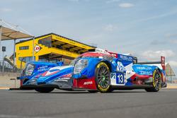 Testing Le Mans 24 Jam