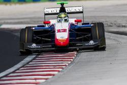 GP3-Test in Budapest, Juni