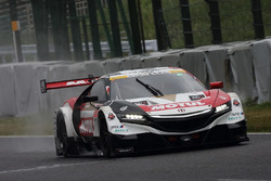 Jenson Button testet Super-GT