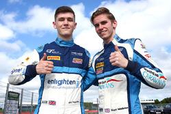 GT4 pole Will Tregurtha, Stuart Middleton