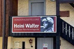 Exposition en hommage à Herbert Müller et Heini Walter