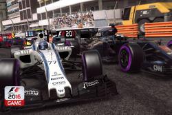 F1 2016 unveil