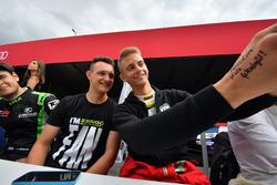 Ференц Фица, Zengo Motorsport, и Марк Йедлоцки, Unicorse Team