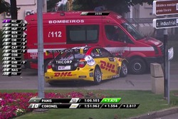Tom Coronel, Roal Motorsport, Chevrolet RML Cruze TC1 crash