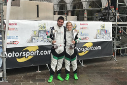 Cédric Althaus, Jessica Bayard, Lugano Racing Team
