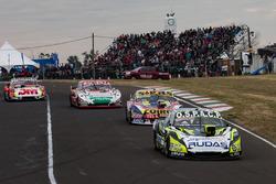 Martin Ponte, UR Racing Team Dodge, Martin Serrano, Coiro Dole Racing Chevrolet, Matias Jalaf, Indecar CAR Racing Torino, Mariano Werner, Werner Competicion Ford