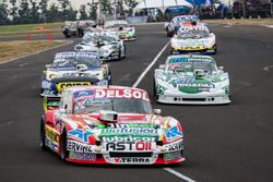 Juan Pablo Gianini, JPG Racing Ford, Carlos Okulovich, Maquin Parts Racing Torino, Julian Santero, Coiro Dole Racing Torino, Juan Marcos Angelini, UR Racing Dodge