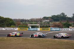 Juan Pablo Gianini, JPG Racing Ford, Carlos Okulovich, Maquin Parts Racing Torino, Juan Marcos Angelini, UR Racing Dodge