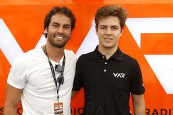 Felipe Nasr und Felipe Drugovich, Van Amersfoort Racing