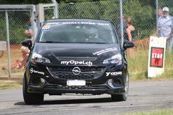 Elio Barbezat, Guex Motorsports